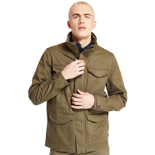 Crocker Mountain M65 Jacket for Men in Green | Timberland