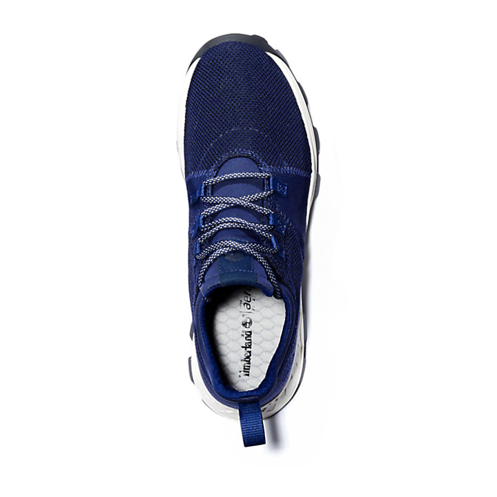 Brooklyn Flexi Knit Sneaker voor Heren in marineblauw-