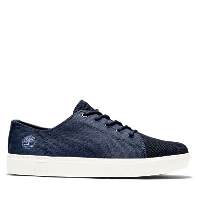 Amherst+Knit+Oxford+voor+Heren+in+marineblauw