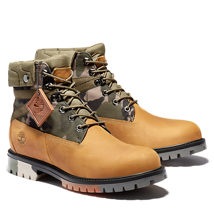 Heritage EK+ 6 Inch Boot for Men in Yellow-