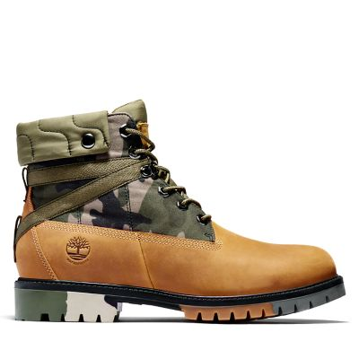 Heritage+EK%2B+6+Inch+Boot+for+Men+in+Yellow