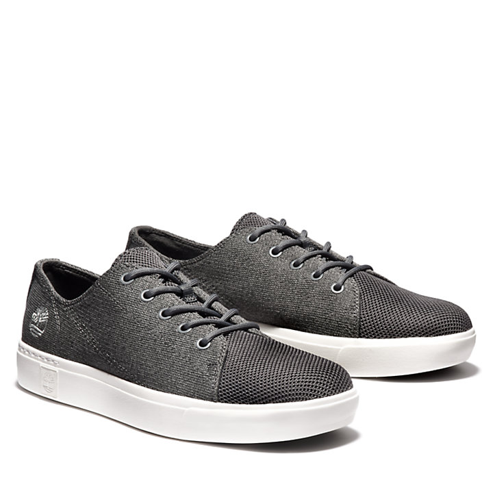 Amherst Knit Oxford for Men in Grey-