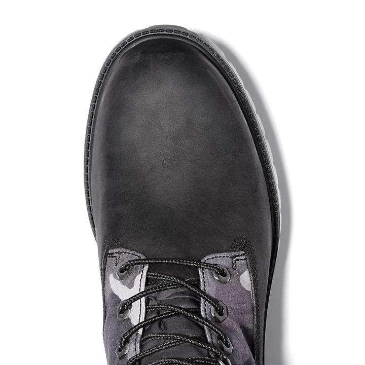 6-Inch Boot Heritage EK+ pour homme en noir-