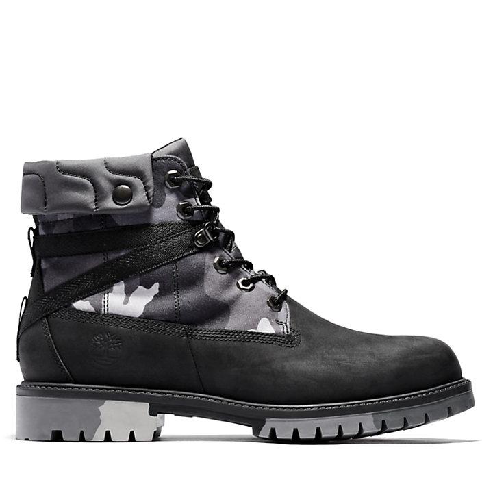 Heritage EK+ 6 Inch Boot for Men in Black-