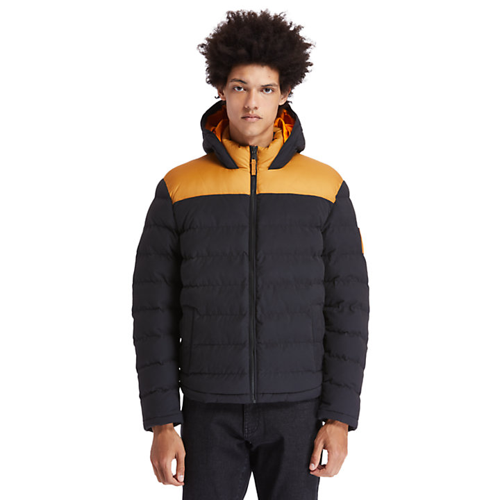 South Twin Jacket for Men in Black-