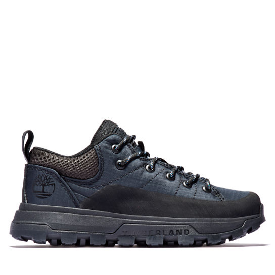 Treeline Hiking Sneaker for Youth in Black | Timberland