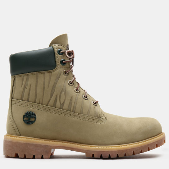 6 Inch Premium Autumn Boot for Men in Green | Timberland