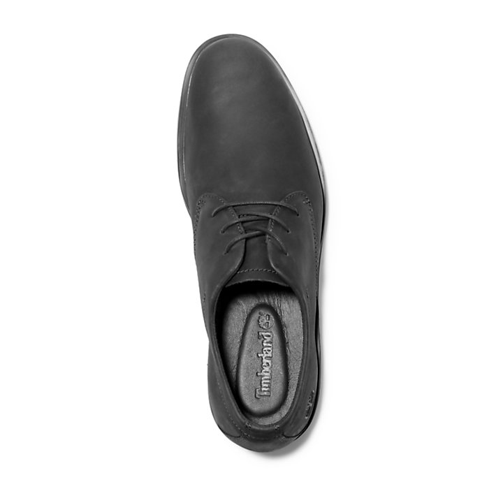 Windbucks Oxford for Men in Black-