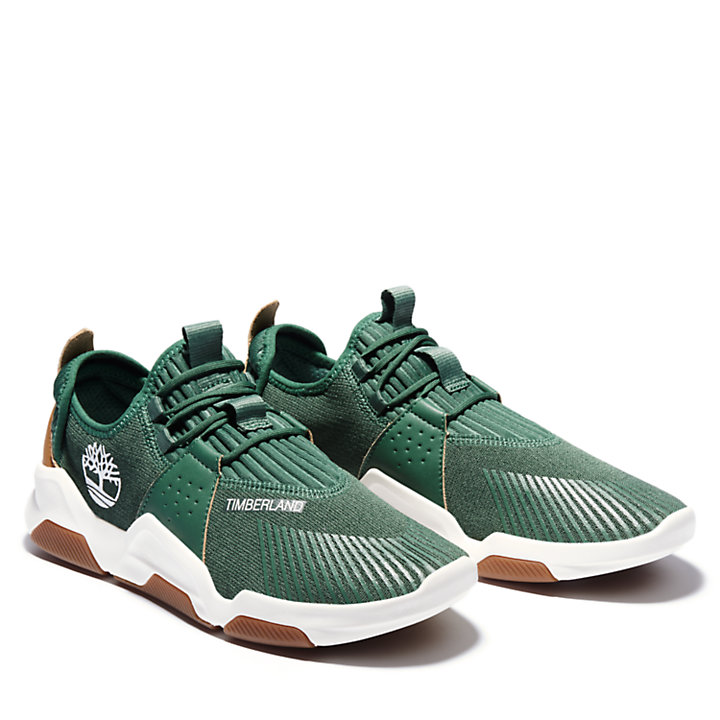 Earth Rally Oxford for Men in Green-