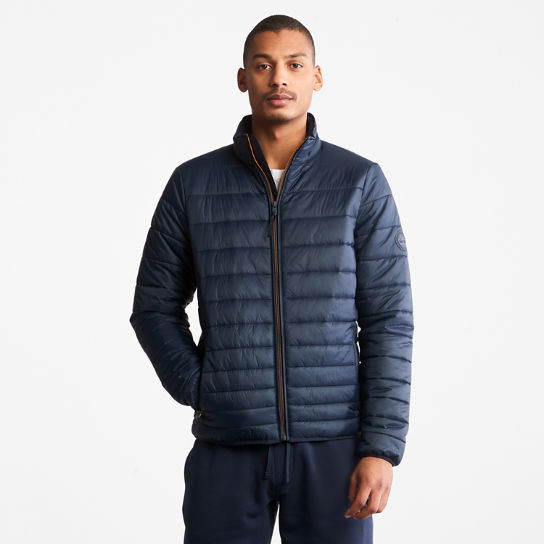 Mount Eastman Quilted Jacket for Men in Navy | Timberland