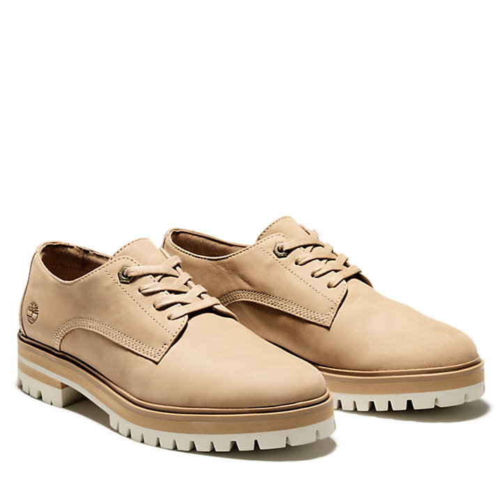 London Square Oxford for Women in Light Brown-