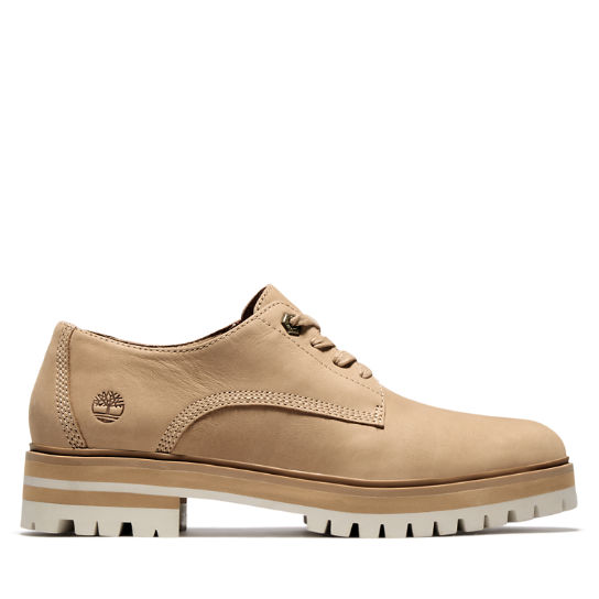 London Square Oxford voor Dames in lichtbruin | Timberland