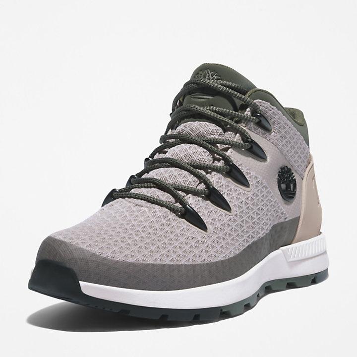 Chaussure de randonnée mi-haute Sprint Trekker pour homme en beige-