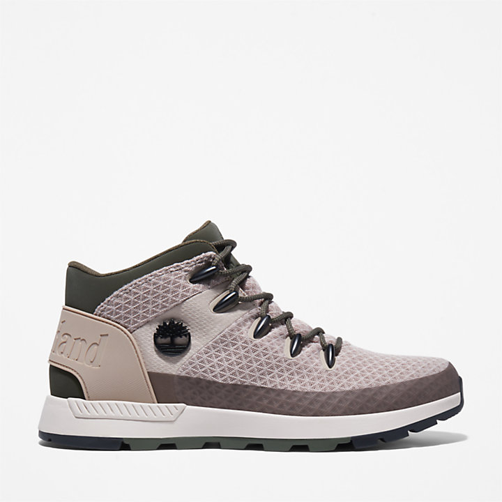 Sprint Trekker Mid Hiker for Men in Beige-