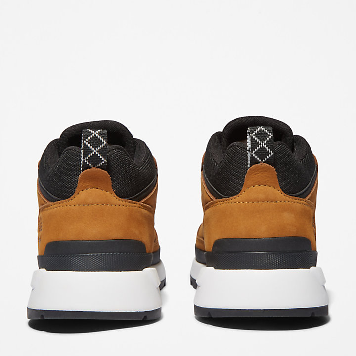 Field Trekker Low Hiker for Men in Yellow-