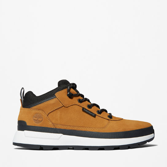 Field Trekker Low Hiker for Men in Yellow | Timberland