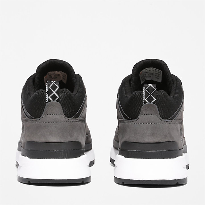 Field Trekker Low Hiker for Men in Grey-