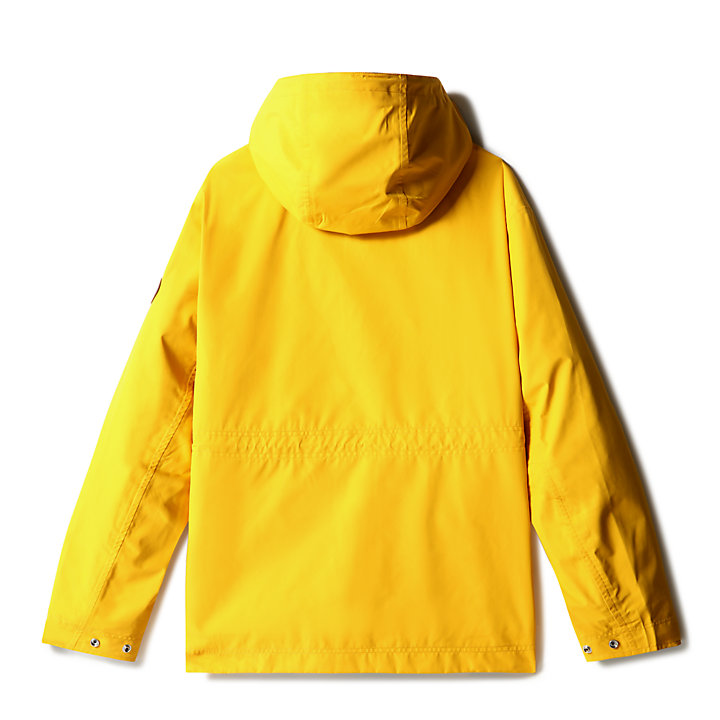Mt Ludlow Cruiser Jacket for Men in Yellow-