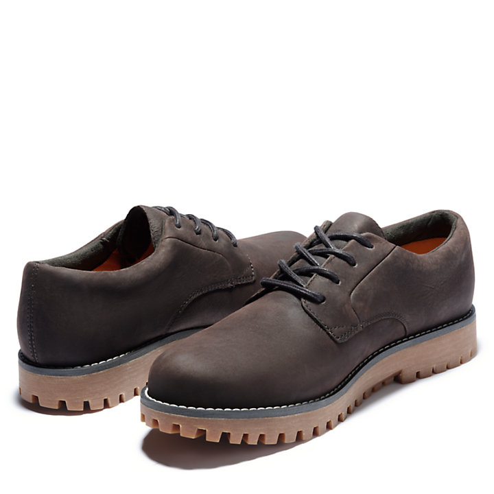 Jackson's Landing Oxford for Men in Dark Brown-