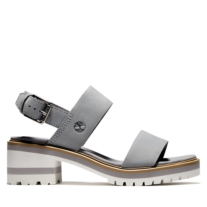 Violet Marsh Sandal for Women in Grey-