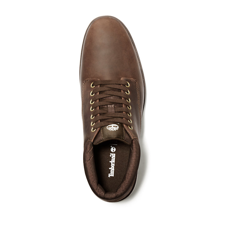Bradstreet Chukka for Men in Dark Brown-