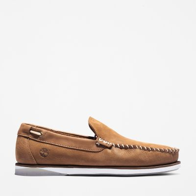 Atlantis+Break+Venetian+Shoe+for+Men+in+Light+Brown