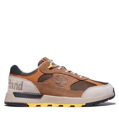 Field+Trekker+Low+Hiker+for+Men+in+Brown