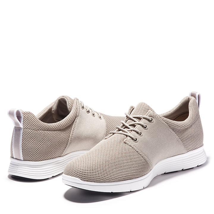 Oxford Killington Knit pour homme en beige-