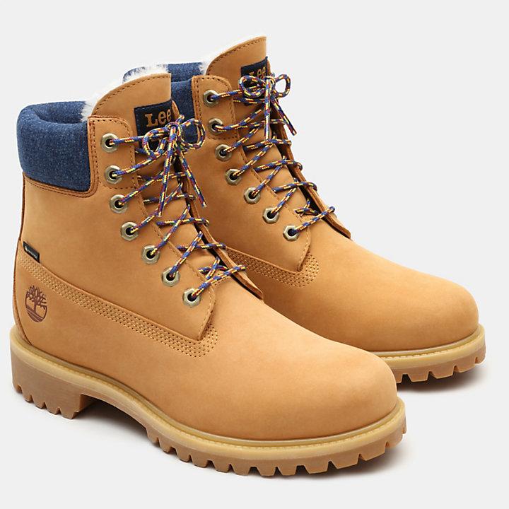 Timberland® x Lee Stiefel für Herren in Gelb-