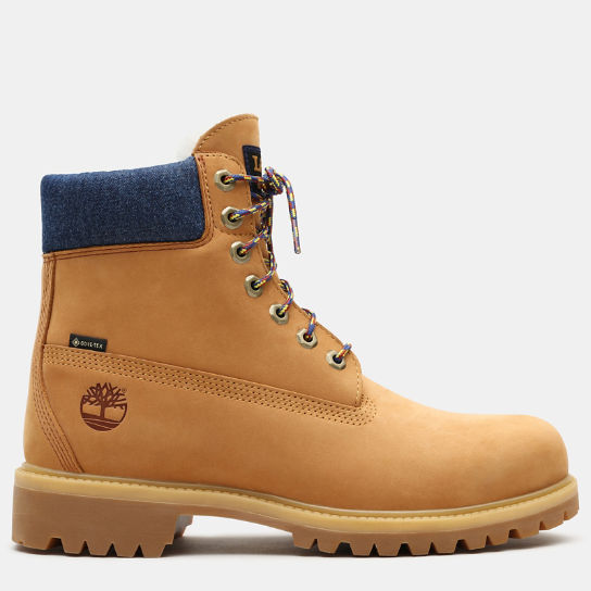 Timberland® x Lee® Boot for Men in Yellow | Timberland