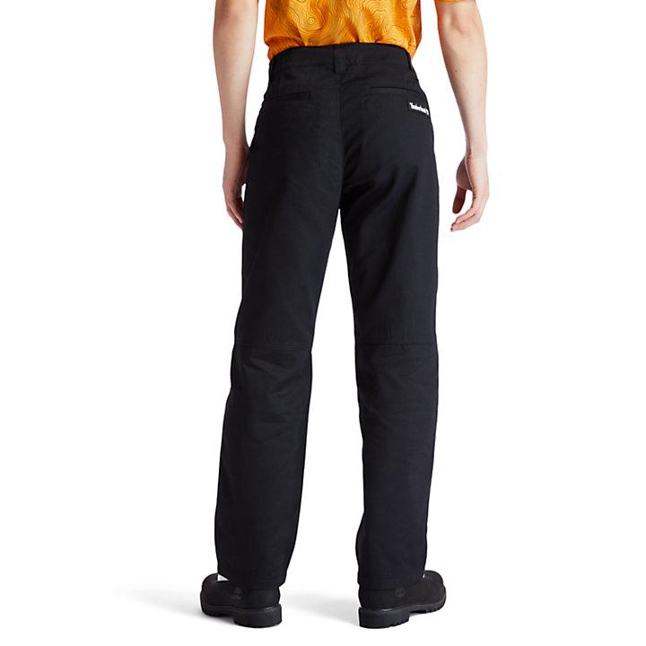 Pantaloni Workwear da Uomo in colore nero-