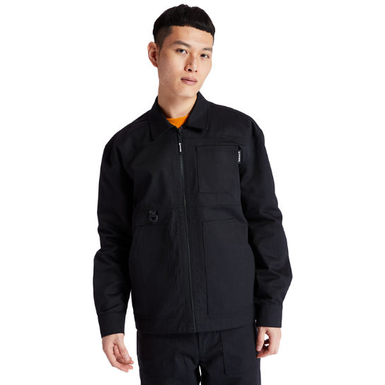 Workwear Jacket for Men in Black | Timberland