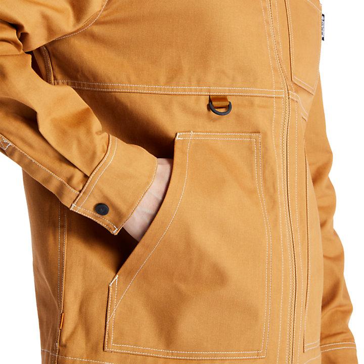 Chaqueta Workwear para Hombre en amarillo-