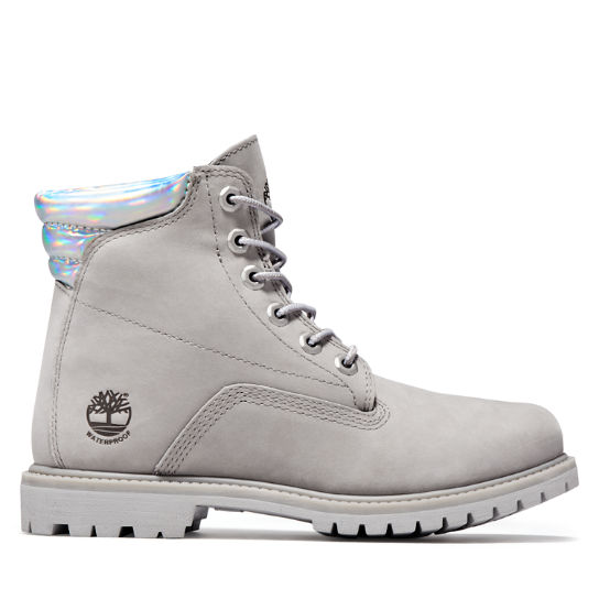 6-Inch Boot Waterville pour femme en gris | Timberland