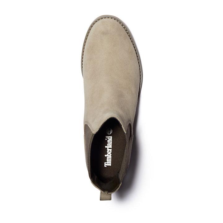 Magby Chelsea Boot voor Dames in grijs-beige-