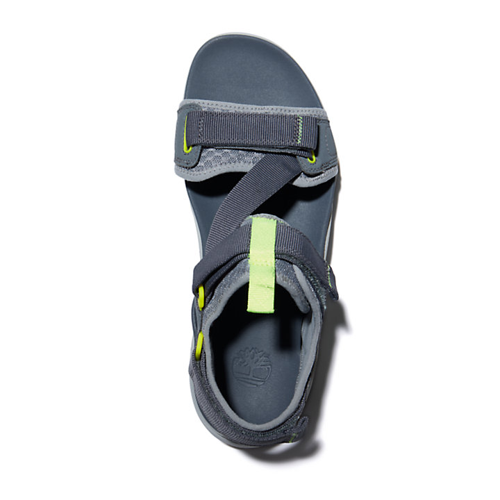 Ripcord Sandal for Men in Grey-