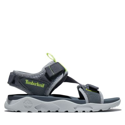 Ripcord+Sandal+for+Men+in+Grey