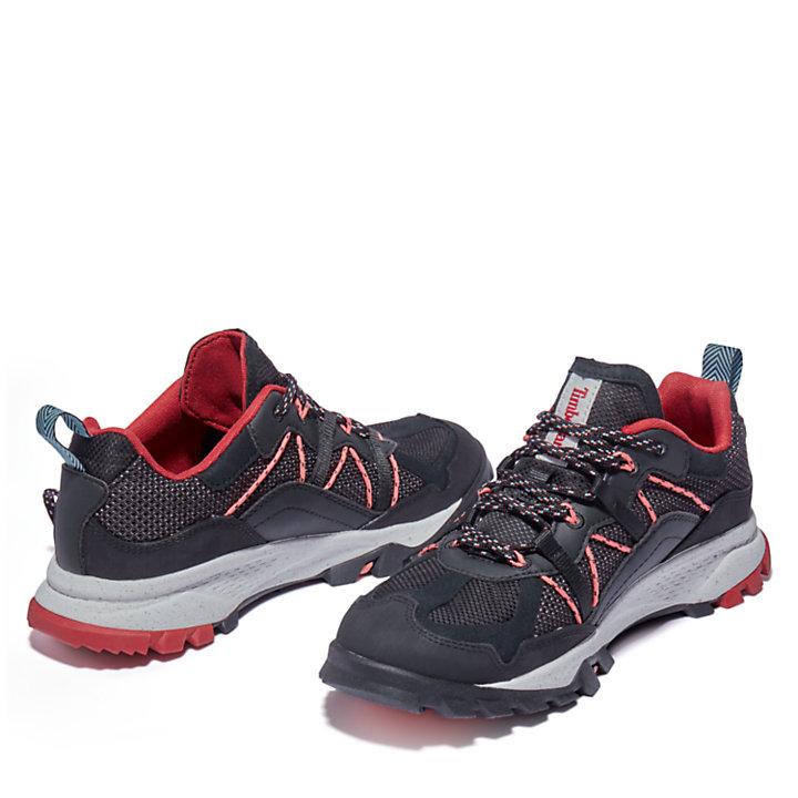 Garrison Trail Sneaker for Women in Black-