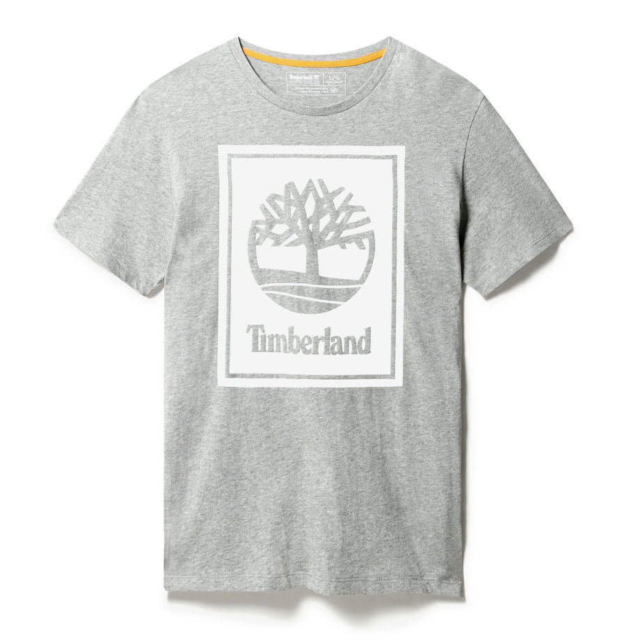 T-shirt À Logo Stack Pour En , Taille XL - Timberland - Modalova