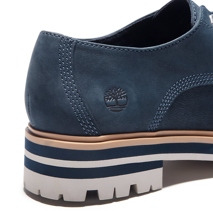 Oxford da Donna London Square in blu marino-
