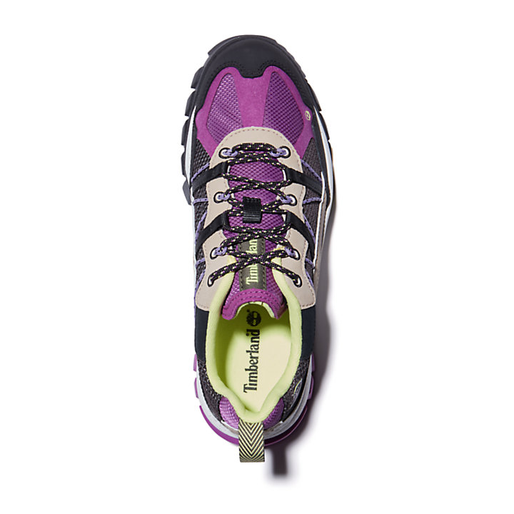 Garrison Trail Sneaker for Women in Black/Purple-