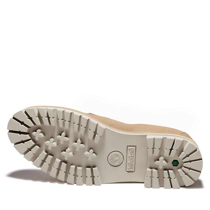London Square Loafer for Women in Beige-