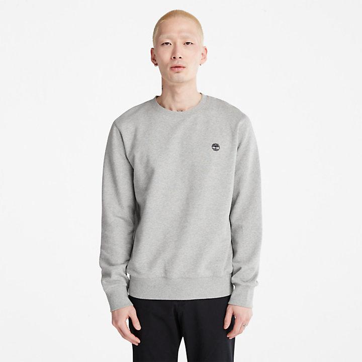 Oyster River Sweatshirt for Men in Grey-
