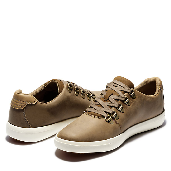 Oxford Ashwood Park pour homme en marron-