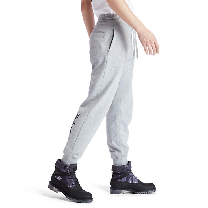 Pantalon de survêtement Established 1973 pour homme en gris-