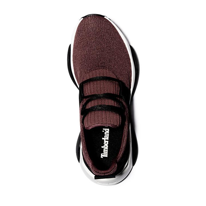 Sneaker da Donna Emerald Bay in bordeaux-