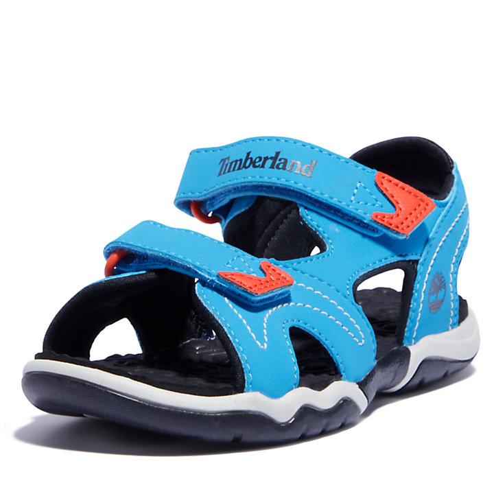 Adventure Seeker Sandale für Kinder in Blau/Rot-