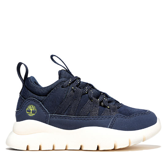 Basket Boroughs Project tout-petit en bleu marine | Timberland