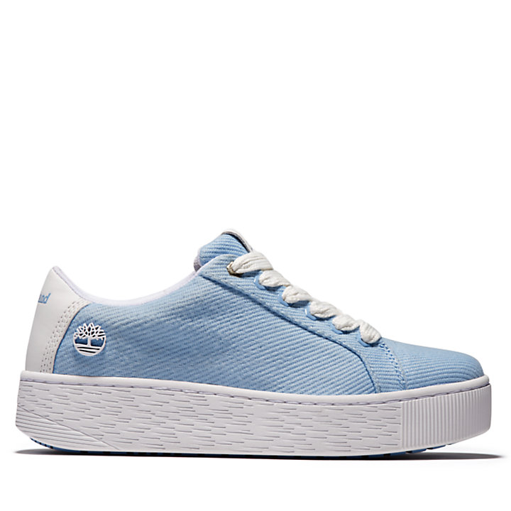 Marblesea Oxford for Women in Blue-