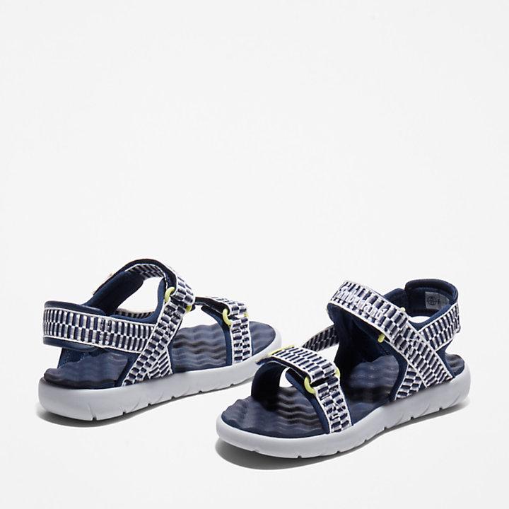 Sandalia de Tiras Perkins Row para Niño (de 30,5 a 35) en azul marino-